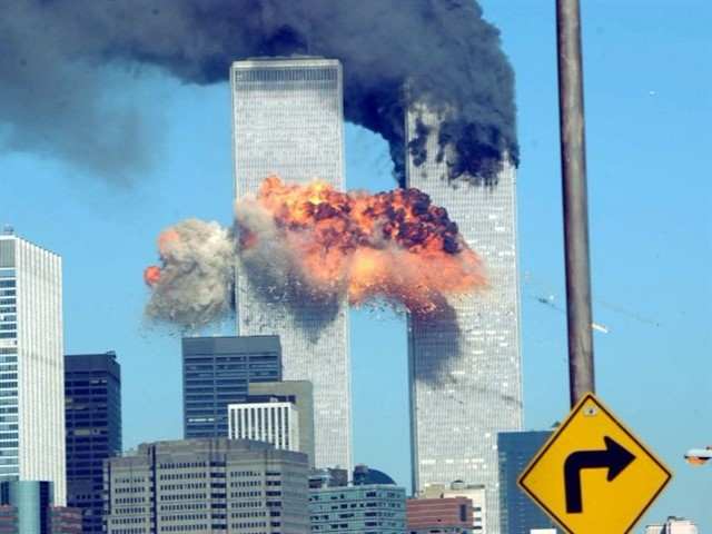 This is why 9/11 happened.