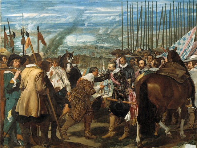 The Spanish Empire was one of the largest empires in history. At the time, it was not known as that by the Spanish with the monarch ruling kingdoms in Spain, his possessions in Italy and northern Europe, and in the