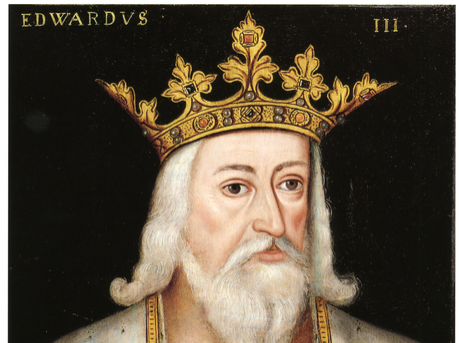 The English king that saw no problem in supporting a war against his brother-in-law (the aforementioned David II) himself came from a complex family background. Edward was the son of Edward II, whose reign was largely a disaster and who was eventually overthrown by his own wife and her lover. The 14-year-old Edward was crowned king after his father's forced abdication but the power remained with his stepfather-of-sorts Roger Mortimer until Edward deposed him at the age of 17 and his reign began in earnest. It would last 50 years and 147 days, if you include the Mortimer period, and was seen as a time of prosperity and stability, even though it covered both the Black Death and the start of the Hundred Years' War. He also outlived his beloved son, the Black Prince, and so on Edward's death, the throne passed to his grandson, Richard II. Sadly his reign would be even more turbulent than Edward II's.