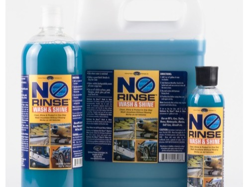 Want a super safe way to clean your car all day every day? If yes, the next product you'll want to get is the Optimum (NR2010Q) No Rinse Wash & Shine. It's sure to clean your car with no bubbles or soapy residue, and the final result will be a fantastic shine. Talk about a cost-effective way to clean your car without heading to car wash shops. What could be better?