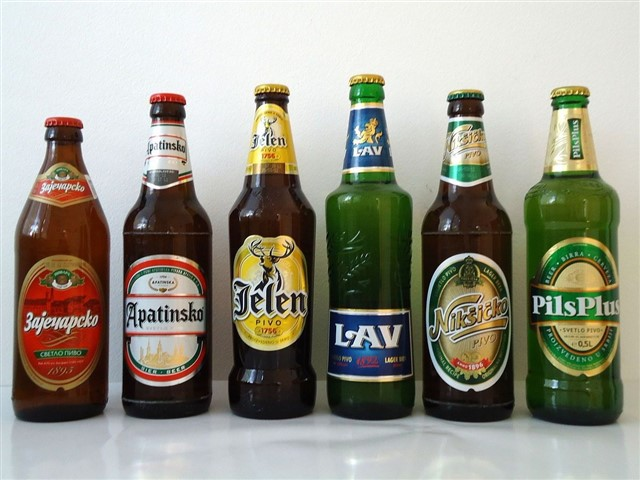 Now, the next in this list of the 10 world's cheapest beers 2017 are in Belgrade, the capital and largest city of Serbia. For only an average price of $ 2.19 you can get a local beer from popular brands like Jelen, Lav and Zaječarsko.