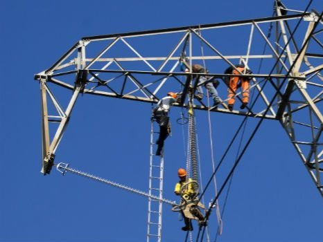 50 Volts alone could kill a human, the deadly power-line can carry up to 800 000 volts and could kill thousands of people. Imagine climbing up 50 meters and have to keep 2 things in mind. 1. Don't fall. 2. Don't make a wrong switch. Both of these mistakes could end your life in a matter of seconds.
