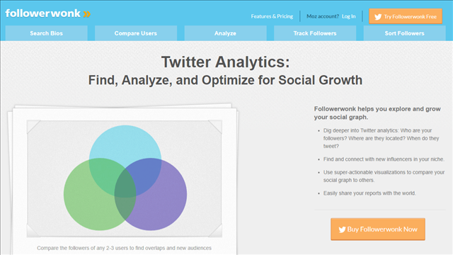 There are people who want to mine all the information they can from one social media source. If Twitter is the tool of choice and you really need to understand who your audience is, this is one of the best ways to accomplish that goal. You can search bios and profiles by keywords that put all the necessary information in easy to read lists.