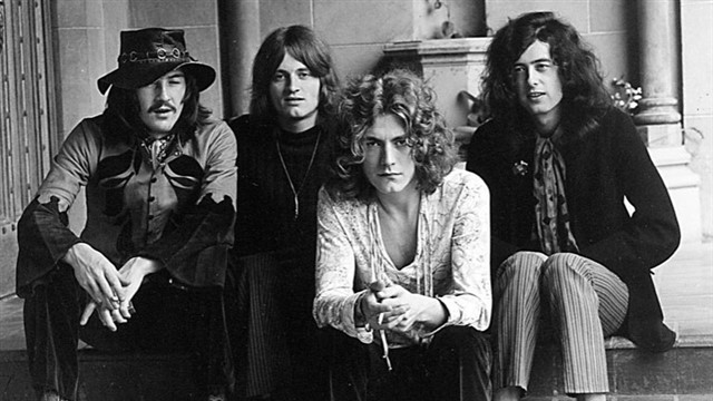 With more than138 million certified sales, Led Zeppelin are the sixth best-selling artists of all-time, behind only The Beatles, Elvis, Michael Jackson, Madonna, and Elton John. They're often credited with the birth of heavy metal, and their unique combination of blues with a heavy psychedelic elementcertainly gave them a distinctive sound.The band'sfourth album, generally considered their greatest and one of the best in the history of rock music, contained the legendary singleStairway To Heaven. That songstands today as the most requested song in the history of American radio, and the eight minute classic nearly always appears in lists of the greatest songs of all-time. Yet it wasn't even the closest the band came to a number one hit. That honor goes to the equally greatWhole Lotta Love, which reached number four in December of 1969.