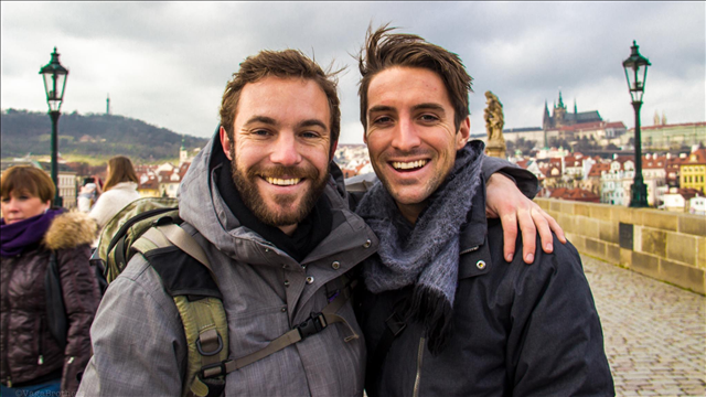These Californian brothers, Alex and Marko, originally won a competition to video their adventures ticking off the biggest baddest bucket list. Now the duo have turned their attention to building their own travel channel. Producing content that focuses on local experiences during their travels. You can follow their adventures on the Vagabrothers Youtube Channel or their website – http://vagabrothers.com/