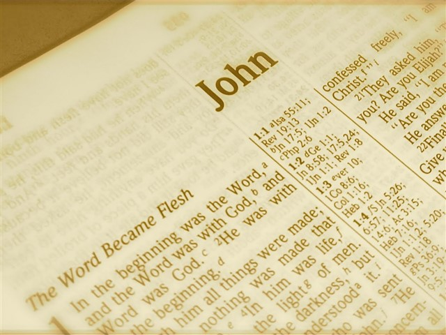 John's Gospel is the most reflective and theological of all the gospels. It begins with a beautiful poem on the Word made flesh and continues throughout the book interweaving stories about Jesus with deep theological reflections on his importance. The stories about Jesus often focus around his miracles (which John's Gospel calls Signs) and from there spill onwards into discussions or discourses about the nature of Jesus and what he had come to do. Various themes run through the Gospel of John, much more clearly than in the other gospels' themes, such as good vs evil, light vs darkness, Jesus coming to earth from heaven sent by God and, underpinning everything else – love.
