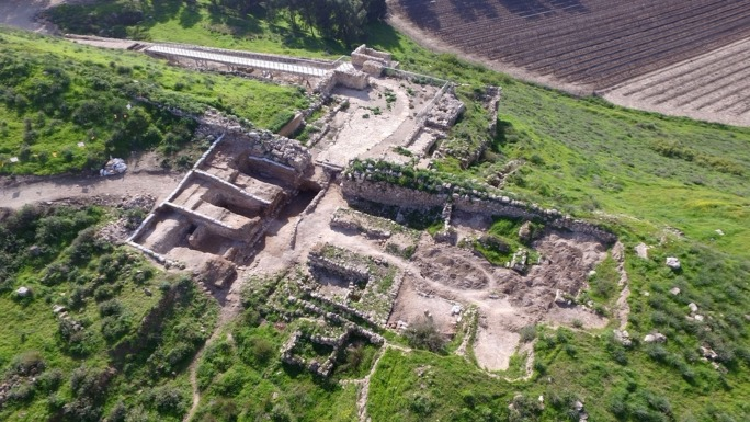 According to the Hebrew Bible, King Hezekiah despised false idols, and he destroyed everything related to his father's godless beliefs.[9] Decades ago, a gate was found in the city of Tel Lachish, and excavations in 2016 cleared most of the structure. The six rooms covered an area of 80-by-80-foot (24.5 by 24.5 m) and today stands about 13 feet (4 m) high. It doubled as a shrine and was likely also forcibly retired by Hezekiah in the eighth century B.C.