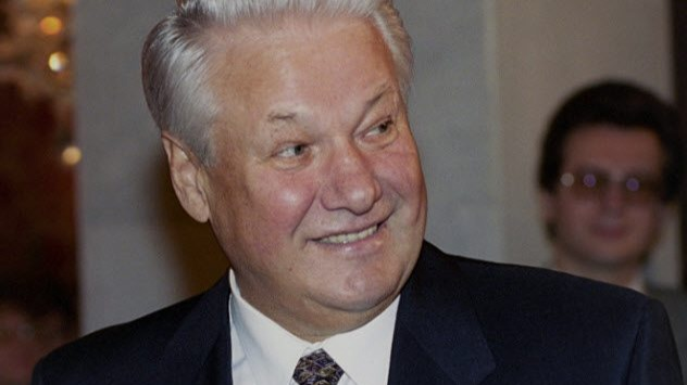 Boris Yeltsin Sacks Five Prime Ministers For Stealing His Limelight.Yeltsin's narcissistic tendencies made him seem like a harmless old drunk to those in the West, they took a more sinister turn back home in Russia. Such as that time that Yeltsin deposed five prime ministers in 13 months for stealing his spotlight