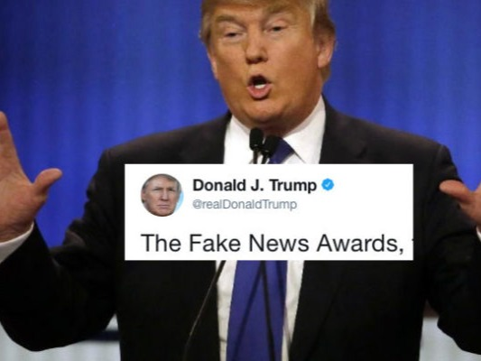 """Just days after the """"s—thole"""" comment hit the fan, President Trump unveiled the winners of his eagerly anticipated Fake News Award. Unsurprisingly, CNN and The New York Times were some of the biggest winners. But many readers were somewhat taken aback by the instance of fake news which had garnered the No. 1 spot on the list -Paul Krugman, the American economist whofamously predicted that this unexpected victory would cause damage to the stock market from which it would never recover."""