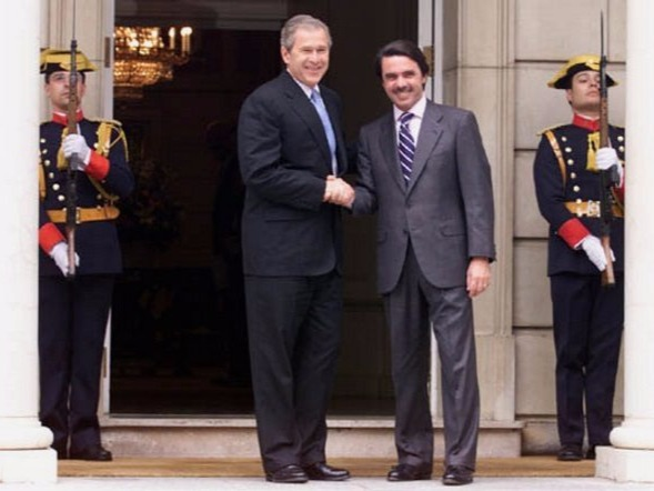 "In 2001, President Bush was trying to prove his Spanish-speaking prowess when he unwittingly called the Spanish prime minister, Jose Maria Aznar, a goose. In an interview with a Spanish television, he misspoke Prime Minster Aznar's name as ""Anzar,"" which sounds like ansar, the Spanish word for ""goose."" In response to this and several other gaffes, one Spanish newspaper described President Bush's Spanish as being ""a little chronic."" He often jumbled words and missed the proper pronunciation and accent."