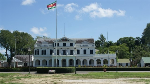 Suriname, located on South America's northeastern Atlantic coast, occupies an area of 165,000 square km and houses a population of 566,000. Brazil, Guyana, and French Guiana border Suriname. The country has the fifth highest GDP per capita among the South American nation at $15,179 USD. The country, however, ranks 11 among the 12 countries of the continent in terms of GDP (PPP).The bauxite industry dominates Suriname's economy and accounts for 15% of the country's GDP and 70% of the export revenue. Shrimp, bananas, and rice are the other major exports of Suriname. The country also has significant oil and gold reserves which are still underexploited.
