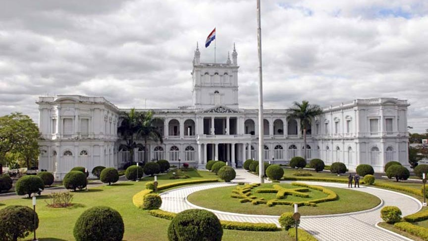Paraguay is a landlocked country between Argentina, Brazil and Bolivia, home to large swaths of swampland, subtropical forest and chaco, wildernesses comprising savanna and scrubland. The capital, Asunción, on the banks of the Paraguay River, is home to the grand Government Palace and the Museo del Barro, displaying pre-Columbian ceramics and ñandutí lacework, the latter available in many shops.
