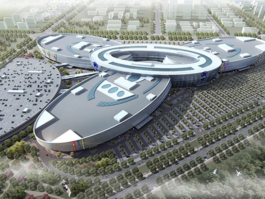 Tianjin, ChinaGross Leasable Area: 5,812,511 sq. ft.