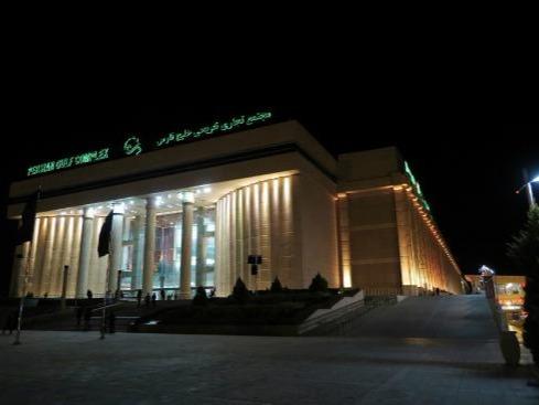Shiraz, IranGross Leasable Area: 4,800,000 sq. ft.