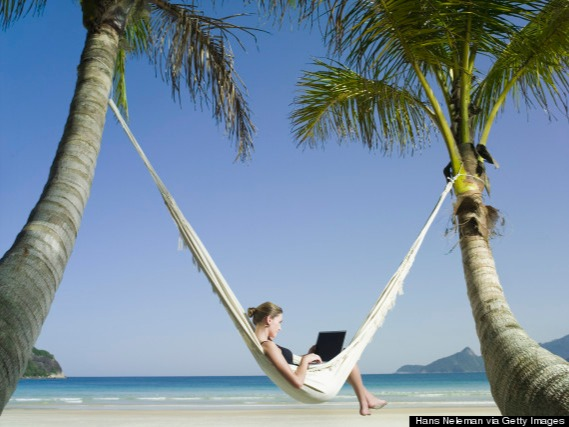 Relaxing can be hard work for you.For deadline-driven, goal-oriented Type A's, taking time off to relax can feel unnatural — time is money, after all. To really get into vacation mode, you may have to look at relaxation itself as a goal. Then you're all in.