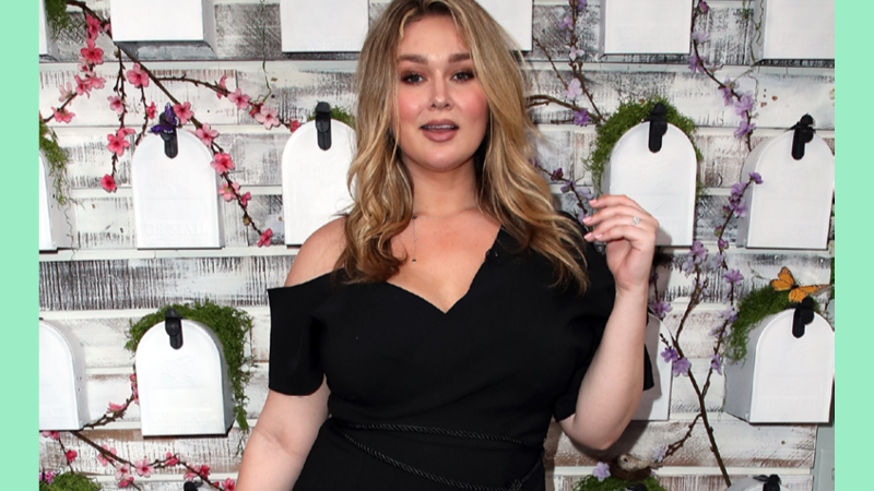 """Hunter McGradyis not onlySports Illustrated's most size-inclusive model yet, but the statuesque size 16 beauty doesn't hold back when it comes to strutting her stuff in its full glory. She tells Yahoo Lifestyle, """"I think that because I am someone in the media, and at my size and stature, it's not something society is used to seeing. The fact that I am able to use my voice on social platforms and continue to break the barrier of the beauty ideals that we are used to seeing has been such a great blessing.""""Not only has McGrady created the hashtag #AllWorthy to inspire a body-positivity movementon and off social media; she lives it every day. """"Social media can be a blessing or a curse depending how you use it,"""" she said. """"I'm an advocate for following positive Instagrammers. There are tons out there, and since we are going to be scrolling on our Instagrams, why not feed our minds with positivity? We have that choice."""""""