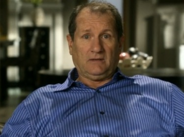 Jay Francis Pritchett (Ed O'Neill) is the father of Claire, Mitchell and Joe; husband of Gloria; maternal grandfather of Haley, Alex and Luke; adoptive grandfather of Lily; father-in-law of Phil and Cam; and step-father of Manny.