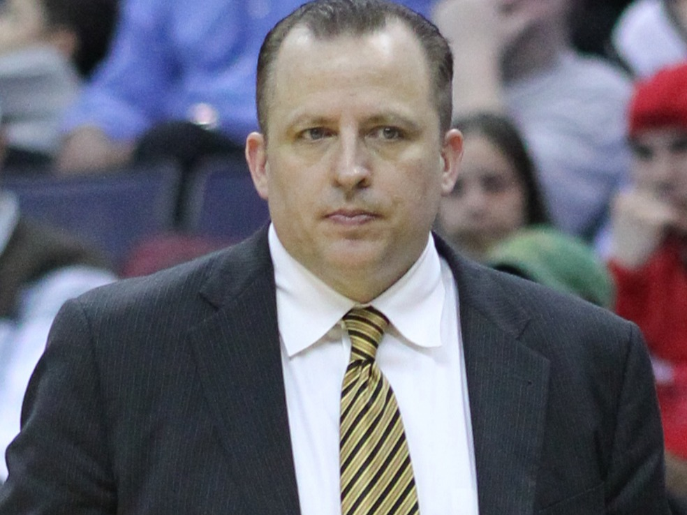 Thomas Joseph Thibodeau Jr. (/ˈθɪbÉ™doÊŠ/ THIB-É™-doh;[1][2] born January 17, 1958) is an American basketball coach who is head coach and president of basketball operations of the Minnesota Timberwolves of the National Basketball Association (NBA).[3] Since June 2013, he has served as an assistant coach for the USA Basketball Men's National Team.