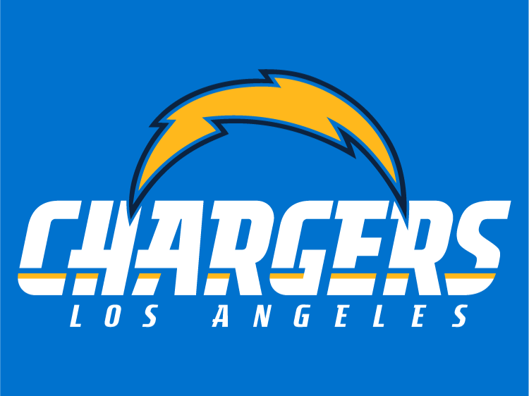 The Los Angeles Chargers are a professional American football team based in the Greater Los Angeles Area. The Chargers compete in the National Football League (NFL) as a member club of the league's American Football Conference (AFC) West division. The team was founded on August 14, 1959, and began play on September 10, 1960, as a charter member of the American Football League (AFL), and spent its first season in Los Angeles, before moving to San Diego in 1961 to become the San Diego Chargers.[6] The Chargers joined the NFL as result of the AFL–NFL merger in 1970, and played their home games at SDCCU Stadium. The return of the Chargers to Los Angeles was announced for the 2017 season, just one year after the Rams had moved back to the city from St. Louis.[7][8][9] The Chargers will play their home games at the StubHub Center until the opening in 2020 of the Los Angeles Stadium at Hollywood Park, which they will share with the Rams.