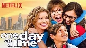 One Day at a Time is an American sitcom that aired on CBS from December 16, 1975, until May 28, 1984. It starred Bonnie Franklin as a divorced mother raising two teenaged daughters in Indianapolis. The daughters were played by Mackenzie Phillips and Valerie Bertinelli.https://en.wikipedia.org/wiki/One_Day_at_a_Time