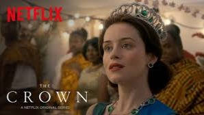The Crown is a historical drama web television series, created and principally written by Peter Morgan and produced by Left Bank Pictures and Sony Pictures Television for Netflix. The show is a biographical story about the reign of Queen Elizabeth II. The first season covers the period from her marriage to Philip, Duke of Edinburgh in 1947 to the disintegration of her sister Princess Margaret's engagement to Peter Townsend in 1955. The second season covers the period from the Suez Crisis in 1956 through the retirement of the Queen's third Prime Minister, Harold Macmillan, in 1963 to the birth of Prince Edward in 1964. The third season will continue from 1964, covering Harold Wilson's two terms as the Prime Minister until 1976, while the fourth will see Margaret Thatcher's premiership and a focus on Diana, Princess of Wales.https://en.wikipedia.org/wiki/The_Crown_(TV_series)