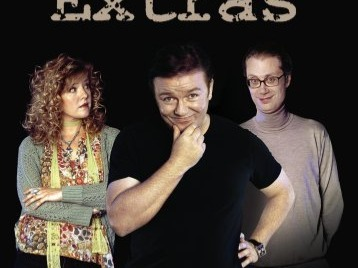 Extras is a British sitcom about extras working in television, film, and theatre. The series was co-produced by the BBC and HBO and was created, written, and directed by Ricky Gervais and Stephen Merchant, both of whom also starred in it. Extras follows the lives of Andy Millman (Gervais), his platonic friend Maggie Jacobs (Ashley Jensen), and Andy's substandard agent and part-time retail employee Darren Lamb (Merchant) as Millman muddles through life as an anonymous