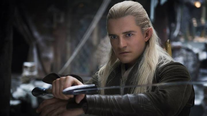 Legolas (pronounced [ˈlɛɡɔlas]) is a fictional character in J. R. R. Tolkien's legendarium. He is a Sindarin Elf of the Woodland Realm and one of nine members of the Fellowship of the Ring.https://en.wikipedia.org/wiki/Legolas