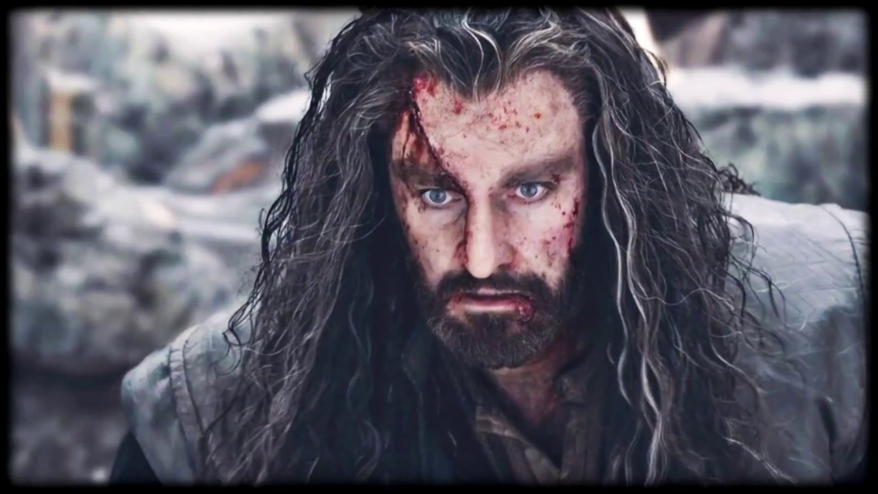 Thorin II Oakenshield, son of Thráin, son of Thrór, King under the Mountain is a fictional character in J. R. R. Tolkien's 1937 novel The Hobbit. Thorin is the leader of the Company of Dwarves who aim to reclaim the Lonely Mountain from Smaug the dragon. He is the son of Thráin II, grandson of Thrór, and becomes King of Durin's Folk during their exile from Erebor. Thorin's background is further elaborated in Appendix A of Tolkien's 1955 novel The Return of the King.https://en.wikipedia.org/wiki/Thorin_Oakenshield