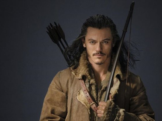 Bard the Bowman is a character in J. R. R. Tolkien's The Hobbit. A Man of Laketown and a descendant of the ancient Lords of Dale, Bard manages to kill Smaug, the dragon, after which he becomes king of Dale. Tolkien created the character specifically to kill Smaug, since none of the other protagonists of the story were able to fulfill this role. Bard the Bowman could have been inspired by Wiglaf from Anglo-Saxon poem Beowulf.https://en.wikipedia.org/wiki/Bard_the_Bowman