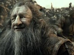 Balin is a fictional character in J. R. R. Tolkien's legendarium. He is an important supporting character in The Hobbit, and is mentioned in The Fellowship of the Ring.https://en.wikipedia.org/wiki/Balin_(Middle-earth)