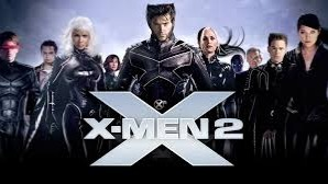 X2 (often promoted as X2: X-Men United[2][5] and internationally as X-Men 2[6][7]) is a 2003 American superhero film based on the X-Men superhero team appearing in Marvel Comics. It is the sequel to 2000's X-Men, and the second installment in the X-Men film series. The film was directed by Bryan Singer, written by Michael Dougherty, Dan Harris, and David Hayter, and features an ensemble cast including Hugh Jackman, Patrick Stewart, Ian McKellen, Halle Berry, Famke Janssen, James Marsden, Rebecca Romijn-Stamos, Brian Cox, Alan Cumming, Bruce Davison, Shawn Ashmore, Aaron Stanford, Kelly Hu, and Anna Paquin. The plot, inspired by the graphic novel God Loves, Man Kills, pits the X-Men and their enemies, the Brotherhood, against the genocidal Colonel William Stryker (Brian Cox).https://en.wikipedia.org/wiki/X2_(film)