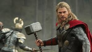 In Germanic mythology, Thor (/θɔːr/; from Old Norse: Þórr) is a hammer-wielding god associated with thunder, lightning, storms, oak trees, strength, the protection of mankind, and also hallowing and fertility. Besides Old Norse Þórr, extensions of the god occur in Old English as Þunor, and in Old High German as Donar (runic þonar ᚦᛟᚾᚨᚱ). All forms of the deity stem from a Common Germanic *Þunraz (meaning 'thunder').https://en.wikipedia.org/wiki/Thor