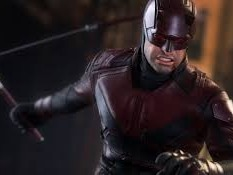 Daredevil is a 2003 American superhero film written and directed by Mark Steven Johnson. Based on the Marvel Comics character of the same name, the film stars Ben Affleck as Matt Murdock, a blind lawyer who fights for justice in the courtroom and on the streets of New York as the masked vigilante Daredevil. Jennifer Garner plays his love interest Elektra Natchios; Colin Farrell plays the merciless assassin Bullseye; David Keith plays Jack
