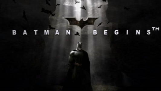 Batman Begins is a 2005 superhero film based on the DC Comics character Batman, directed by Christopher Nolan and written by Nolan and David S. Goyer. It stars Christian Bale, Michael Caine, Liam Neeson, Katie Holmes, Gary Oldman, Cillian Murphy, Tom Wilkinson, Rutger Hauer, Ken Watanabe, and Morgan Freeman. The film reboots the Batman film series, telling the origin story of Bruce Wayne from the death of his parents to his journey to become Batman and his fight to stop Ra's al Ghul and the Scarecrow from plunging Gotham City into chaos.https://en.wikipedia.org/wiki/Batman_Begins