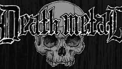 Death metal is an extreme subgenre of heavy metal music. It typically employs heavily distorted and low-tuned guitars, played with techniques such as palm muting and tremolo picking, deep growling vocals, aggressive, powerful drumming featuring double kick and blast beat techniques, minor keys or atonality, abrupt tempo, key, and time signature changes, and chromatic chord progressions. The lyrical themes of death metal may invoke slasher film-stylized violence,[3] religion (sometimes Satanism), occultism, Lovecraftian horror, nature, mysticism, mythology, philosophy, science fiction, and politics,[4][5] and they may describe extreme acts, including mutilation, dissection, torture, rape, cannibalism, and necrophilia.https://en.wikipedia.org/wiki/Death_metal