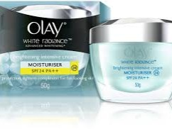 Olay White Radiance Brightening Intensive Cream Moisturizer