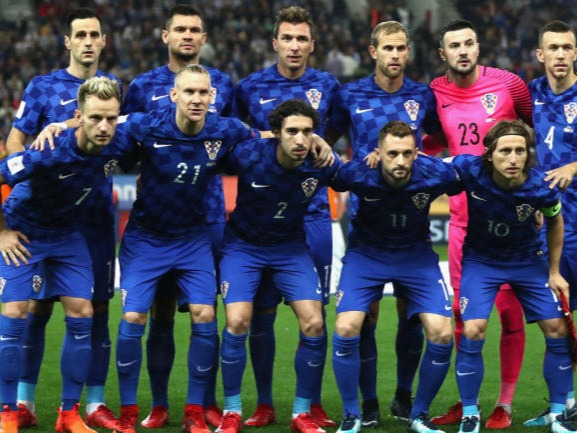 The Croatia national football team (Croatian: Hrvatska nogometna reprezentacija) represents Croatia in international association football matches. The team is controlled by the Croatian Football Federation (HNS), the nation's governing body for football, and is widely supported throughout the country due to the ever-present popularity of the sport. Most home matches are played at the Stadion Maksimir in Zagreb or though other smaller venues are also used occasionally. They are one of the youngest national teams (since formation) to reach the k
