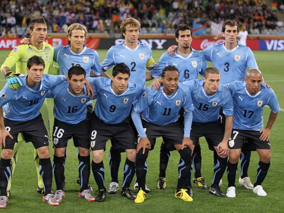 The Uruguay national football team represents Uruguay in international association football and is controlled by the Uruguayan Football Association, the governing body for football in Uruguay. The current head coach is Óscar Tabárez. The Uruguayan team is commonly referred to as La Celeste (The Sky Blue). They have won the Copa América 15 times, the most successful national team in the tournament, the most recent title being the 2011 edition. The team has won the FIFA World Cup twice, including the first World Cup in 1930 as hosts, defeating Argentina 4–2 in the final. They won their second title in 1950, upsetting host Brazil 2–1 in the final match, which received an attendance higher than any football match ever.