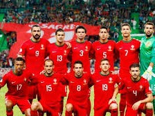 """ThePortugal national football team(Portuguese:Seleção Portuguesa de Futebol,pronounced[sɨlɛˈsɐ̃w̃ puɾtuˈgezɐ dɨ futɨˈbÉ""""l]) representsPortugalin international men's association football competition since 1921. It is controlled by thePortuguese Football Federation, the governing body forfootball in Portugal.Portugal's first participation in a major tournament finals, at the1966FIFA World Cup, saw a team featuring famed strikerEusébiofinish in third place. The next two times Portugal qualified for the World Cup finals were in1986and2002, going out in the first round both times. Portugal also made it to the semi-finals of theUEFA Euro 1984final tournament, losing 3–2 after extra time to the hosts and eventual winnersFrance."""
