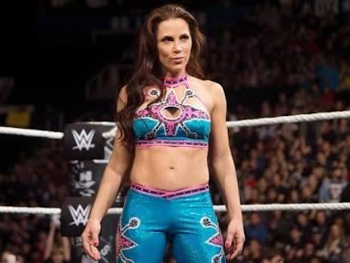 Mickie Laree James (born August 31, 1979)[6][7] is an American professional wrestler, model and country singer currently signed to WWE under the ring name Mickie James, where she performs on the Raw brand.Source: https://en.wikipedia.org/wiki/Mickie_James