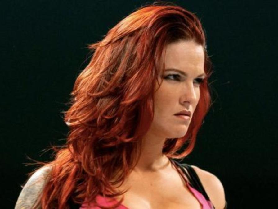 Amy Dumas (/dʊˈmɑː/; born April 14, 1975), better known as Lita, is an American professional wrestler, and singer most recently signed with WWE as an analyst. She performed as a wrestler with WWE from 2000 to 2006, and has since made part-time appearances with the company. She was inducted into the WWE Hall of Fame in 2014.Source:https://en.wikipedia.org/wiki/Lita_(wrestler)