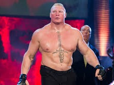 Brock Edward Lesnar (/ˈlÉ›znÉ™r/; born July 12, 1977) is an American professional wrestler, mixed martial artist,[3] and former football player. He is currently signed to WWE, where he performs on the Raw brand.Source:https://en.wikipedia.org/wiki/Brock_Lesnar