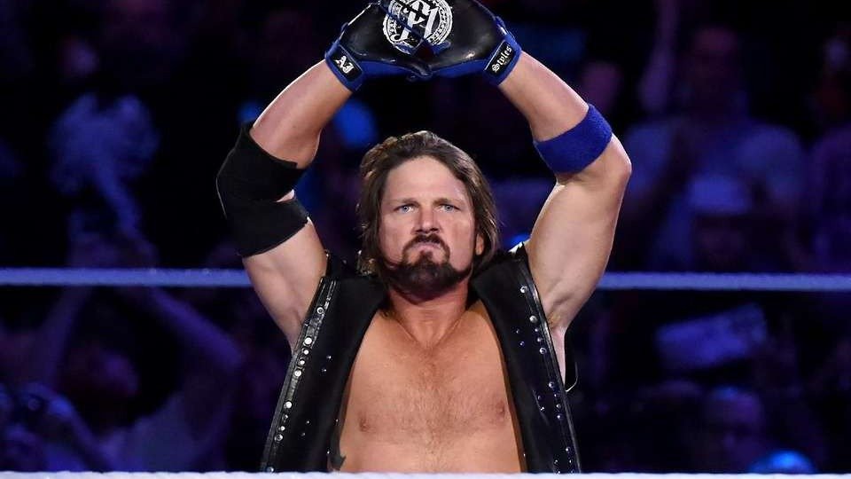 Allen Neal Jones (born June 2, 1977), best known by the ring name A.J. Styles (also stylized as AJ Styles), is an American professional wrestler currently signed to WWE, where he performs on the SmackDown brand and is the current WWE Champion in his second reign.[2] Long regarded as one of the world's best professional wrestlers,[6] Styles has headlined numerous pay-per-view events internationally.Source: https://en.wikipedia.org/wiki/A.J._Styles