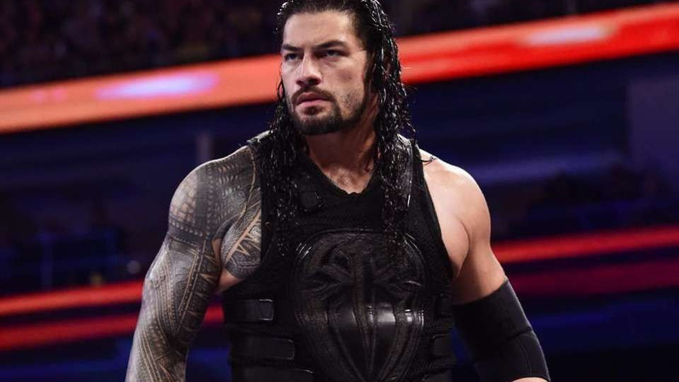 Leati Joseph AnoaÊ»i (born May 25, 1985)[6] is an American professional wrestler and a former professional gridiron football player. He is part of the AnoaÊ»i family[4] and is currently signed to WWE, where he performs on the Raw brand under the ring name Roman Reigns. He is the current Universal Champion in his first reign.Source:https://en.wikipedia.org/wiki/Roman_Reigns