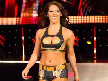 Sarah Bridges (born September 10, 1993) is an American professional wrestler. She is signed to WWE, where she performs on the Raw brand as Sarah Logan and is one-third of the Riott Squad wrestling stable. She also worked the independent circuit under the ring name Crazy Mary Dobson.Source:https://en.wikipedia.org/wiki/Sarah_Logan