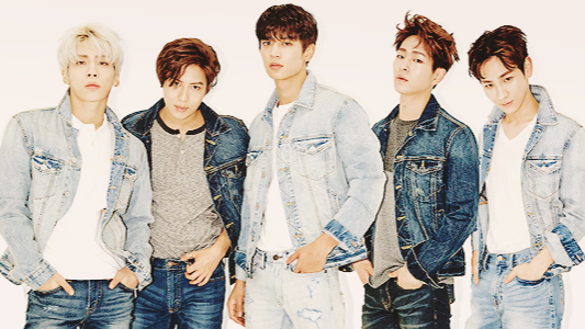 Shinee (/ˈʃaɪniː/ SHY-nee; Korean: 샤이니; Japanese: シャイニー; stylized as SHINee) is a South Korean boy band formed by SM Entertainment in 2008. The group is composed of four members: Onew, Key, Minho, and Taemin. Originally a five-piece group, vocalist Jonghyun died in December 2017. The group's popularity in their native country has earned them numerous accolades and the title