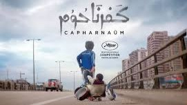 Capernaum(Arabic:Ú©ÙØ±Ù†Ø§ØÙˆÙ…), also known asCapharnaüm, is a 2018 Lebanesedrama filmwritten and directed byNadine Labaki. It was selected to compete for thePalme d'Orat the2018 Cannes Film Festival,[4][5]where it won theJury Prize.[6][7]The film received a 15-minute standing ovation following its premiere at Cannes on 17 May 2018.[8]Sony Pictures Classics, which had previously distributed Labaki'sWhere Do We Go Now?, bought North American and Latin American distribution rights for the film, while Wild Bunch retained the international rights.Wikipedia