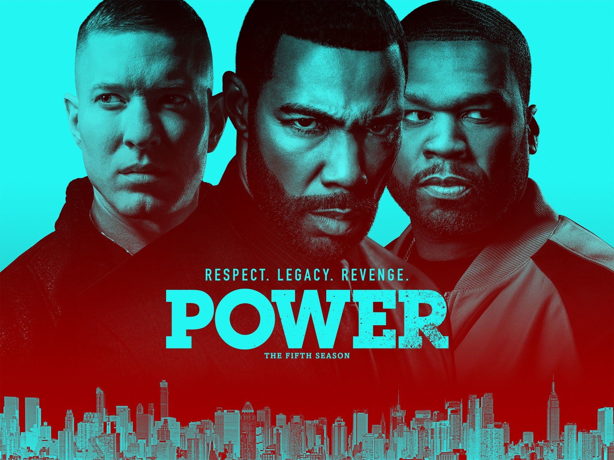 Poweris an Americancrimedramatelevision series created and produced byCourtney A. Kemp. It debuted on theStarznetwork on June 7, 2014, and has run for five seasons.[1][2]It tells the story of James St. Patrick (Omari Hardwick), a ruthless drug-dealer under the nickname