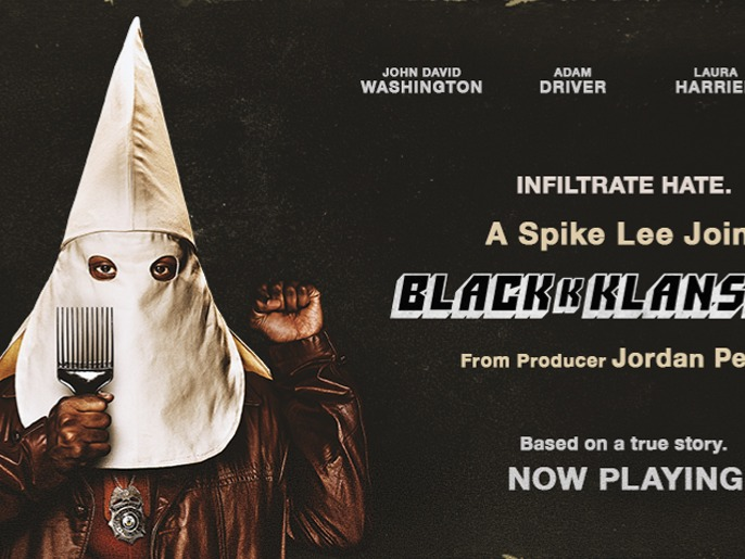 BlacKkKlansman is a 2018 American biographical comedy-drama film directed by Spike Lee and written by Charlie Wachtel, David Rabinowitz, Kevin Willmott, and Lee, based on the 2014 memoir Black Klansman by Ron Stallworth. The film stars John David Washington as Stallworth, along with Adam Driver, Laura Harrier, and Topher Grace. Set in 1970s Colorado Springs, the plot follows the first African-American detective in the city's police department as he sets out to infiltrate and expose the local chapter of the Ku Klux Klan.Wikipedia