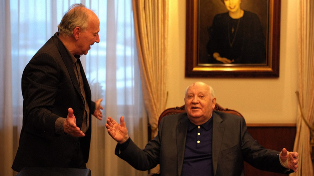 Profiling one of the most influential figures of 20th-century history, legendary filmmaker Werner Herzog candidly sits down with Mikhail Gorbachev for a revealing look at the life and legacy of the final leader of the Soviet Union.Tribeca Film Festival 2019